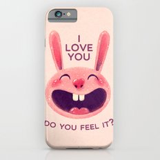 Bunny with love Slim Case iPhone 6s