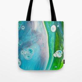 Stream Tote Bag