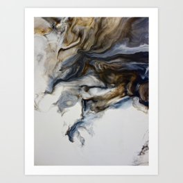 Harrowing Art Print