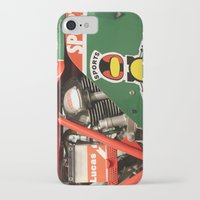 ducati iPhone & iPod Cases featuring Ducati Motor by Internal Combustion