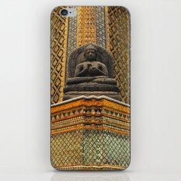 Buddha - Bangkok - Thailand iPhone Skin