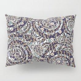 Year of the Snake mosaic Pillow Sham