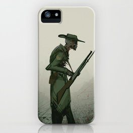 Lest We Forget iPhone Case