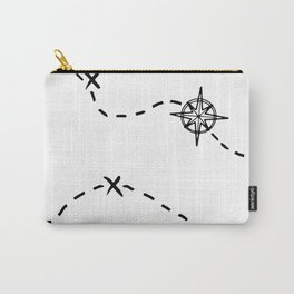 Looking for treasure Carry-All Pouch