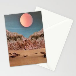 Castle Dune City Stationery Cards