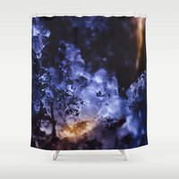 optimus prime Shower Curtains featuring Optimus Prime III by HappyMelvin