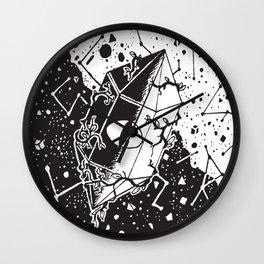 Gem Wall Clock