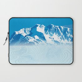 Mt. Alyeska Alaska Laptop Sleeve