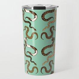 Plenty of Pythons - Pistachio Travel Mug