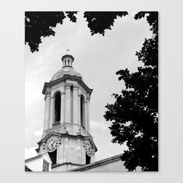 Penn State Old Main #2 Canvas Print