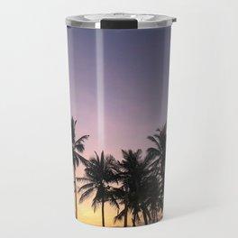 Sunset in Sri Lanka Travel Mug