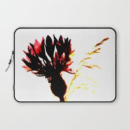 Centaurea flower Laptop Sleeve