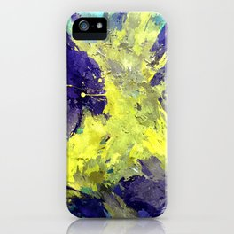 EliB Novembre 9 iPhone Case