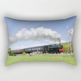 Steam locomotive Lord Phil 2 Rectangular Pillow