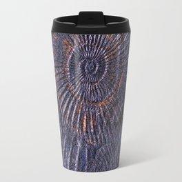 Ancient fossils Travel Mug
