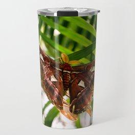 Atlas Moth Travel Mug