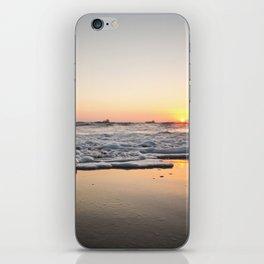 Manhattan Beach Sunset (El Porto) iPhone Skin
