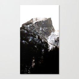 Rocky Mountains 7 Canvas Print