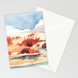 Bay Farm Marshlands Stationery Cards