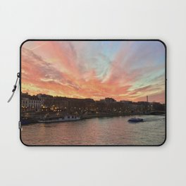 Parisien Sunset Laptop Sleeve
