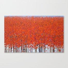 Late autumn 3 Canvas Print