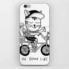 The Good Life iPhone & iPod Skin