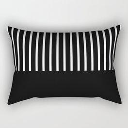Half & Half Rectangular Pillow