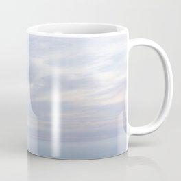 Where Sky and Water Meet Coffee Mug