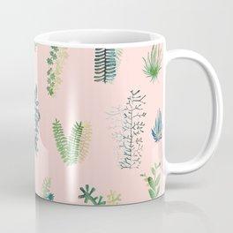 pink garden Coffee Mug