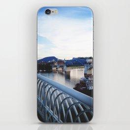 Rivers & Roads iPhone Skin