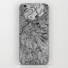 Nervous  iPhone & iPod Skin