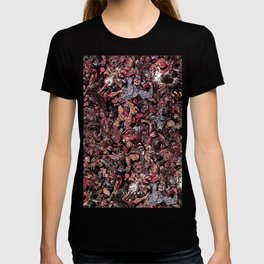 Infinite Battle Of Quantum Stacked SurReality T-shirt