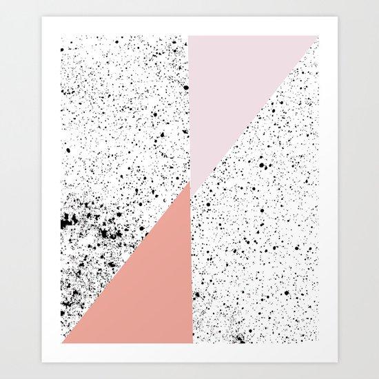 Polka Art #society6 #decor #buyart Art Print