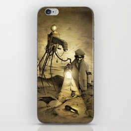 The Detectives iPhone Skin