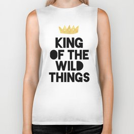 KING OF THE WILD THINGS Biker Tank