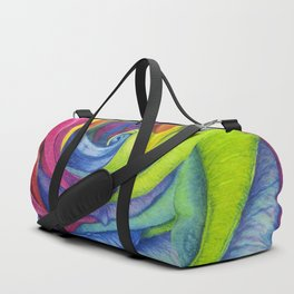 Rainbows of Roses Duffle Bag