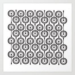 Ottoman Design 3 Art Print