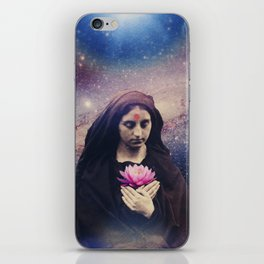 The Mother of the Universe iPhone Skin