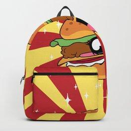 Cute Kawaii Hamburger Backpack