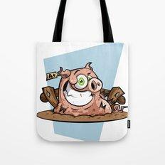 PORKY Tote Bag