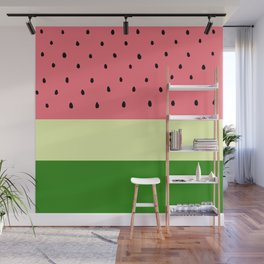 watermelons Wall Mural