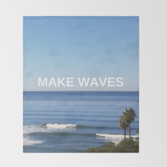 Make Waves by moderngranola