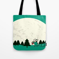 Christmas fell on Wednesday that year Tote Bag