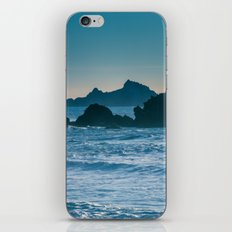 On a Saturday in Pacifica... iPhone Skin