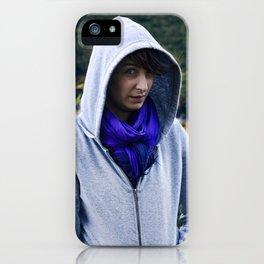 Un matin d'automne // One Autumn Morning iPhone Case