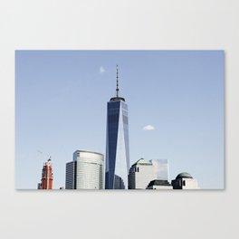 Sky Reach - World Trade Center - NYC Canvas Print
