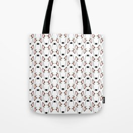 Luna Gridlock Tote Bag