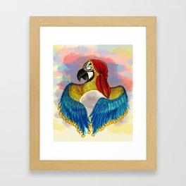 Arara Gypsy  Framed Art Print