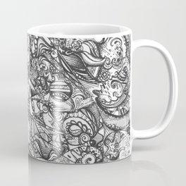 Doodle thingy Coffee Mug