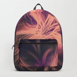 Fractal Light Purple Palette Backpack